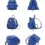 กระเป๋าเป้สะพายหลัง สีสันสดใส หนังมันวาวสีสวย ให้สาวๆ ได้ใส่ของกันอย่างจุใจ thumbnail 10