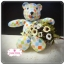 [Made to Order] ตุ๊กตาหมีผ้าคอตตอน ขนาด 8.5 นิ้ว thumbnail 2