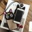 เคสไอโฟน 7(เคสพลาสติกขอบยาง) แมวเหมียวพร้อมสายห้อยคอ thumbnail 1