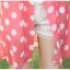 เสื้อคลุมผ้าชีฟองเนื้อนิ่ม เบาสบาย สกรีนลายจุดขนาดกำลังดี เอาไว้ปกป้องผิวสาวขาวๆ จาก UV thumbnail 35