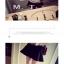 กระโปรงแฟชั่นเกาหลี สั้นกำลังดี ชายบานพริ้วๆ สีสันเข้ากับเสื้อตัวเก่งของสาวๆ ได้งายๆ เลยคร๊าา thumbnail 9
