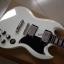 Gibson SG G400 SG กีตาร์ไฟฟ้าเนื้อดีจากมะฮอกกานี ปรับแต่งเสียงได้ในแบบที่คุณเป็น thumbnail 12