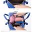 กระเป๋าเป้สะพายหลัง สีสันสดใส หนังมันวาวสีสวย ให้สาวๆ ได้ใส่ของกันอย่างจุใจ thumbnail 19