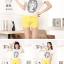 กางเกงขาสั้นแฟชั่นสุภาพสตรี สีสันสดใส ใส่ชิลๆ ได้ทุกวัน สีสันจัดจ้านโดนทุกวัย SET3 thumbnail 13