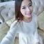 เดรสสั้นเกาหลี สไตล์หน้าหนาว อบอุ่นสบายด้วยเนื้อผ้าถักอย่างดี thumbnail 4