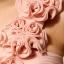 เดรสสั้นเกาหลีใหม่ โดดเด่นด้วยดอกไม้ด้านหน้าตกแต่งยาวไปจนพาดไหล่ข้างเดียว thumbnail 8