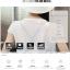 เสื้อคลุมกิ๊บเก๋ บางเบาแบบฉบับของผ้าชีฟอง สีดำและสีขาว ใส่ได้กับผ้าทุกสไตล์ thumbnail 10