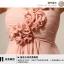 เดรสสั้นเกาหลีใหม่ โดดเด่นด้วยดอกไม้ด้านหน้าตกแต่งยาวไปจนพาดไหล่ข้างเดียว thumbnail 9