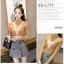 เสื้อแฟชั่นเกาหลีสวยๆ คอเต่าผ้านิ่ม คาดลายเหมือนคอวี ทั้ง 2 ด้าน ดูเก๋จริงๆ thumbnail 28