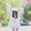 เสื้อกันหนาวแฟชั่นน่ารักๆสไตล์สาวญี่ปุ่น กับกระต่ายหูยาวพิเศษ thumbnail 2