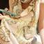 ผ้าพันคอชีฟอง สีชมพู ( รหัส P5 ) thumbnail 1