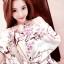 เดรสแฟชั่นเกาหลี สีสวย ผ้าเนื้อดี ลายโดดเด่น สวยสะกดทุกสายตา thumbnail 5