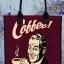 กระเป๋าผ้าcanvas สกรีนลาย coffee thumbnail 1