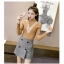 เสื้อแฟชั่นเกาหลีสวยๆ คอเต่าผ้านิ่ม คาดลายเหมือนคอวี ทั้ง 2 ด้าน ดูเก๋จริงๆ thumbnail 27