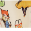 ชุดประหยัดสุดคุ้ม เสื้อคอกลมเอวลอย + กระโปรงลายการ์ตูนสุดฮิต มีให้สาวๆ จับจองกันแล้ว thumbnail 15