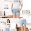 กางเกงขาสั้นแฟชั่นสุภาพสตรี สีสันสดใส ใส่ชิลๆ ได้ทุกวัน สีสันจัดจ้านโดนทุกวัย SET3 thumbnail 15
