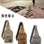 กระเป๋าเป้สะพายข้างสำหรับหนุ่มๆ ดีไซน์เท่ห์ๆ ขนาดกำลังดี thumbnail 2
