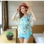 เสื้อชีฟองพิมพ์ลายผีเสื้อสุดสวย สีหวานโทรพาสเทล เย็นสบายตามแบบผ้าชีฟอง thumbnail 19