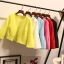 เสื้อคลุม สีสันจัดจ้าน มีให้เลือกเข้ากับชุดได้หลากสีไลายสไตล์ thumbnail 1