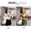 เสื้อแฟชั่นเกาหลีสวยๆ คอเต่าผ้านิ่ม คาดลายเหมือนคอวี ทั้ง 2 ด้าน ดูเก๋จริงๆ thumbnail 11