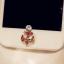 ปุ่มโฮมไอโฟนประดับเพชรหลากสี รูปสมอเรือ thumbnail 2