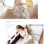 เดรสแฟชั่นเกาหลี กระโปรงยาวพริ้วๆ ลายดอกไม้ หรูหรา น่าใส่มั่กๆๆ thumbnail 11