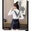 เสื้อแฟชั่นเกาหลีสวยๆ คอเต่าผ้านิ่ม คาดลายเหมือนคอวี ทั้ง 2 ด้าน ดูเก๋จริงๆ thumbnail 21