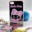 เคสไอโฟน 4/4s Hard Case Hello Kitty แบบ 2 (ด้านหน้าเป็นกระจก) thumbnail 1