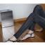 กางเกงยีนส์เข้ารูสีดำ ลงตัวสุดๆสำหรับให้สาวๆ ได้หากางเกงยีนส์ตัวเก่งเข้ารูปสวยๆ ใส่ลุยได้ทุกที่ thumbnail 6