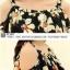 เดรสสั้นลายดอกไม้สวยๆ ตัดกับชุดสีดำ โดดเด่นเกินบรรยาย เบาสบาย พริ้วไหวแบบฉบับของผ้าชีฟอง thumbnail 13