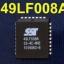 SST49LF008A (PLCC32) 8M-BIT FWH(Firmware HUB) FLASH thumbnail 1
