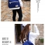 กระเป๋าเป้แฟชั่น ซื้อ 1 ได้ถึง 3 กับสีสันโดนใจ thumbnail 8