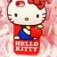 เคสไอโฟน 5/5s/SE เคสซิลิโคน Hello Kitty thumbnail 1
