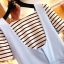 ชุดเซทเอี๊ยมทรงน่ารักๆ เข้ากับเสื้อลายขวาง ใครใส่ก็น่ารัก 2สี หลายขนาด เหมาะกับสาวๆ ทุกไซด์จ้า thumbnail 6