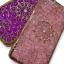 Case iphone 6 Plus / 6s Plus (TPU Case) สีชมพู ประดับลายทันสมัยและฝังเพชร thumbnail 1