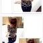 เสื้อแฟชั่นแขนยาว โปร่ง โล่งสบายในแบบซีทรู มี 3 ลายให้เลือก thumbnail 3