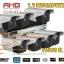 ชุดติดตั้งกล้องวงจรปิด BE-AK2 (1.3ล้าน) ir50เมตร ,7ตัว (สาย rg6มีไฟ 180เมตร, hdd.2TB) thumbnail 1