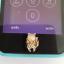 ปุ่มโฮมไอโฟนแมวเหมียวประดับเพชรและคริสตัล thumbnail 1