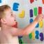 ตัวอักษรลอยน้ำคละสี A-Z และ0-9เป็นของเล่นลอยน้ำ สามารถนำไปแปะฝาผนังได้ ตัวสินค้า ไม่เป็นอันตรายกับเด็กเล็ก สำเนา thumbnail 3