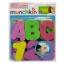ตัวอักษรลอยน้ำคละสี A-Z และ0-9เป็นของเล่นลอยน้ำ สามารถนำไปแปะฝาผนังได้ ตัวสินค้า ไม่เป็นอันตรายกับเด็กเล็ก สำเนา thumbnail 1